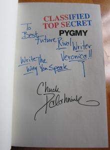 Chuck Palahniuk: Literary Mastermind