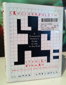 Cruciverbalism by Stanley Newman Book Cover