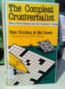 The Compleat Cruciverbalist by Stan Kurzban Book Cover
