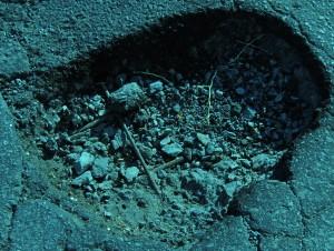Montreal Pothole