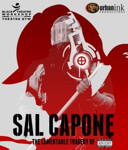 Sal Capone Play Poster