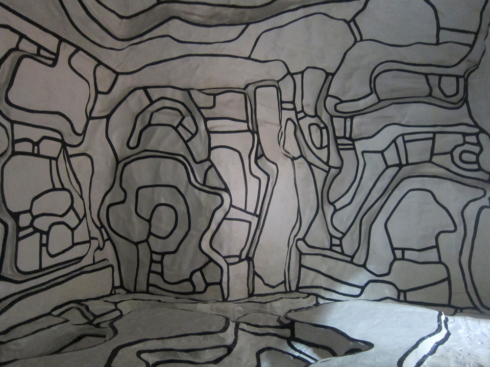 le jardin d hiver by jean dubuffet veronica louis. Black Bedroom Furniture Sets. Home Design Ideas